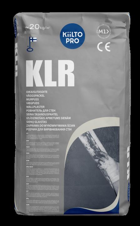 Kiilto KLR seinatasandussegu 3–25 (50 mm)