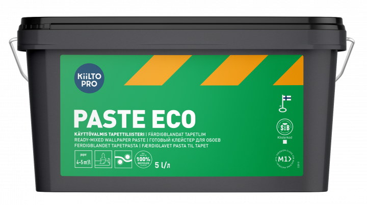 Kiilto Paste Eco Ready-mixed wallpaper paste