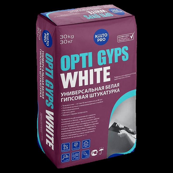 Kiilto Opti Gyps White