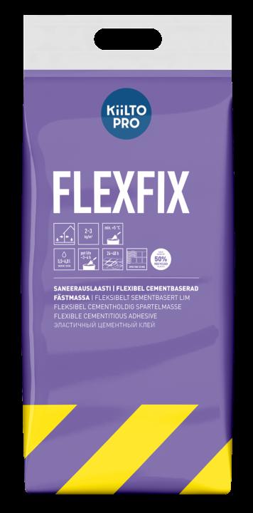 Kiilto Flexfix Saneerauslaasti