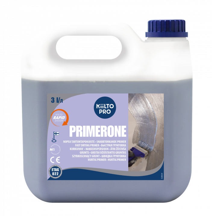 Kiilto PrimerOne Fast drying primer