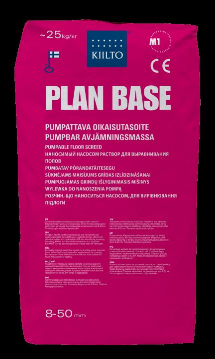 Kiilto Plan Base 8–50 mm