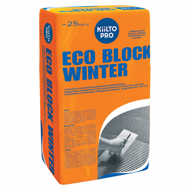 Kiilto Eco Block Winter