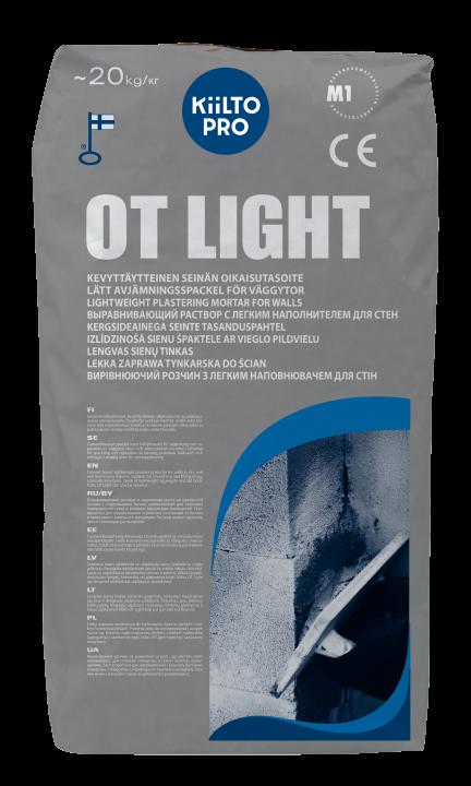 Kiilto OT Light Seinapahtel  5–30 (50) mm