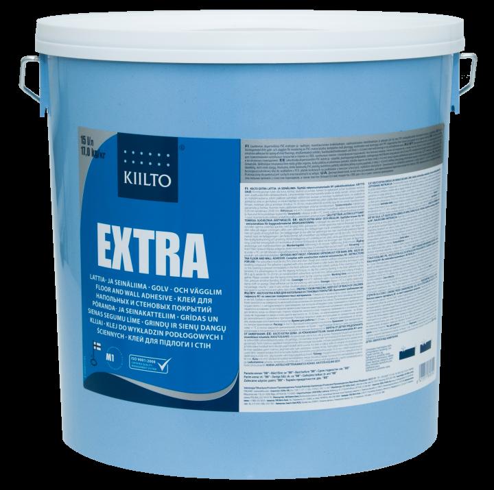 Kiilto Extra floor and wall adhesive