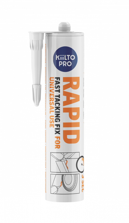 Kiilto Rapid fast tacking fix