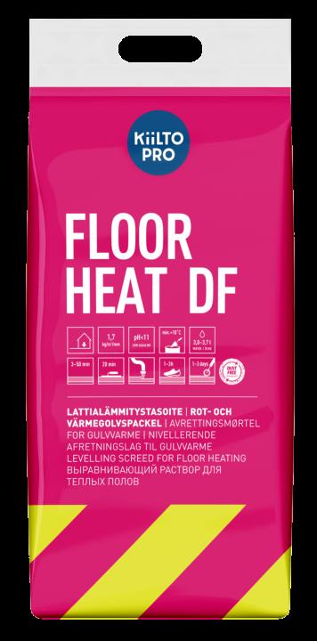 Kiilto Floor Heat  DF  3–50 mm