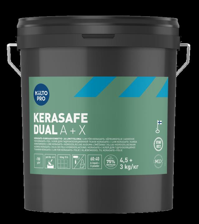 Kiilto Pro KeraSafe Dual A + X