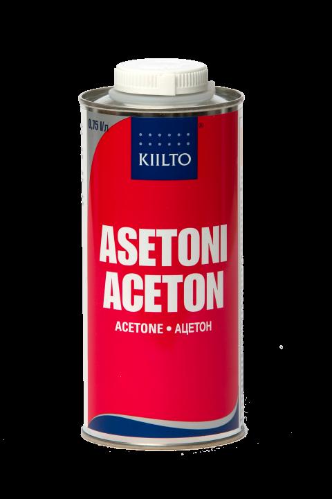 Kiilto Asetoni