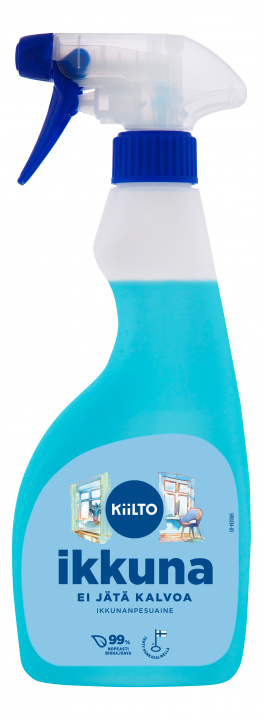 Kiilto Ikkuna spray/aknapuhastusvahend