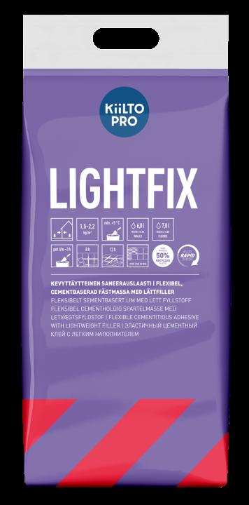 Kiilto LightFix Saneerauslaasti