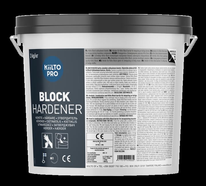 Kiilto Block Hardener