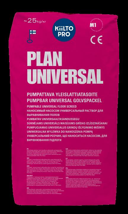 Kiilto Plan Universal 4–30 mm