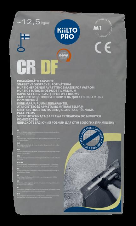 Kiilto CR DF Pikamärkätilatasoite 0–5 (10) mm