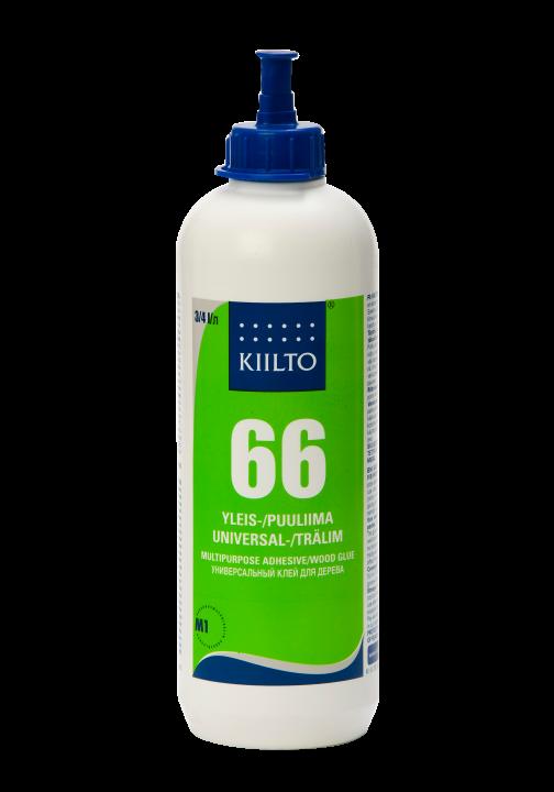 Kiilto 66 Универсальный клей / клей для дерева