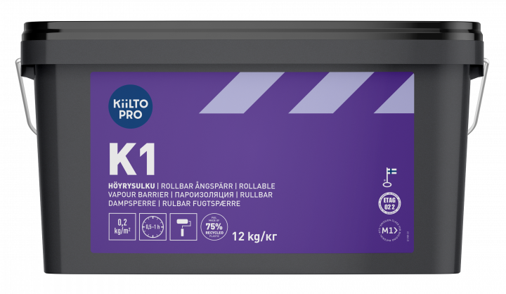 Kiilto K1 Ångspärr