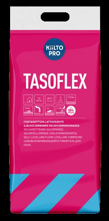 Kiilto Tasoflex Yleistasoite 3–20 mm