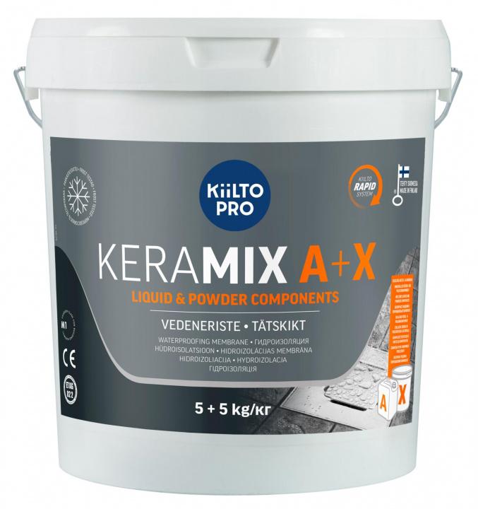 Kiilto Keramix A+X